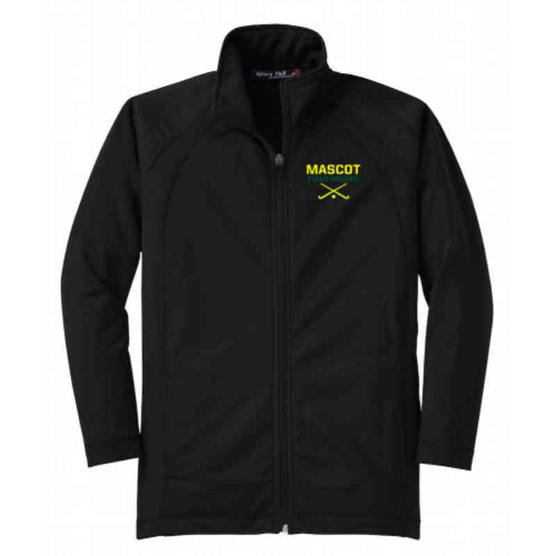 Youth Field Hockey Athletic Embroidered Tricot Track Jacket