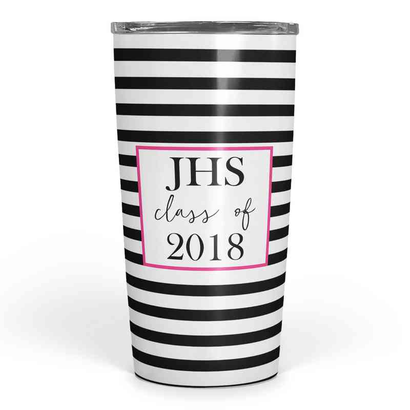 4628-I: Personalized SS Tumbler- 3 int Class of