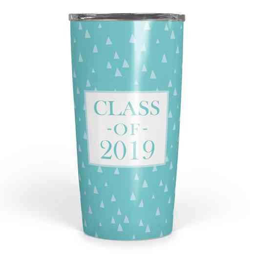 4628-T: Personalized SS Tumbler- 3 int Class of