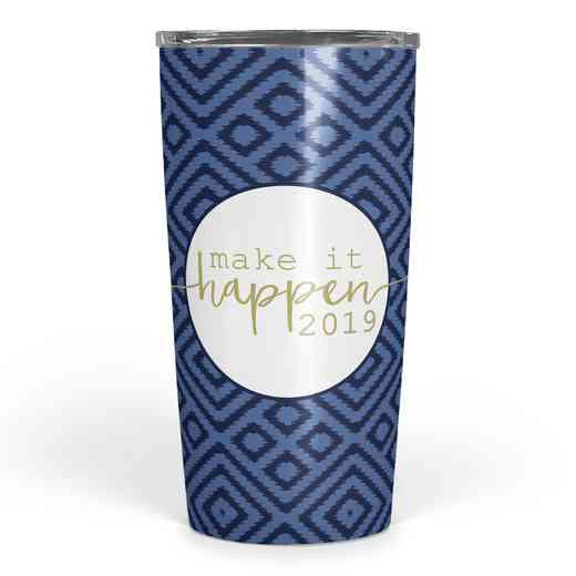 4628-U: Personalized SS Tumbler- Make it happen