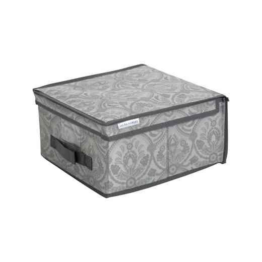 LA-95600:  NW STORAGE BOX-MED11X12X6-ALMEIDA