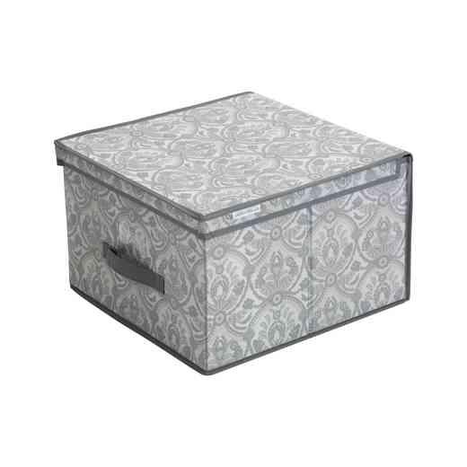 LA-95602 : NW STORAGE BOX-JUMBO16X16X10-ALMEIDA