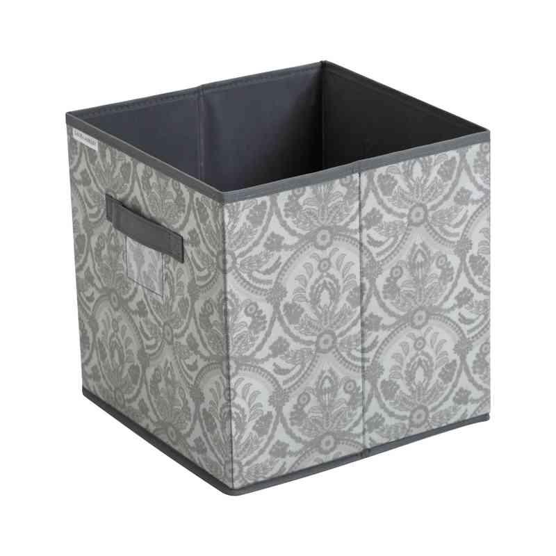 0361bfb0e39 LA-95610   NW STORAGE BOX CUBE 12X12-ALMEIDA
