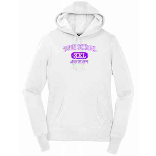 Women's Athletic Department Heavy Cotton Hoodie