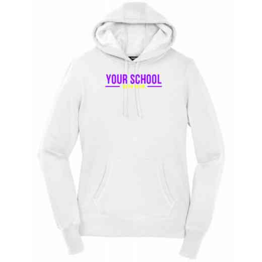 Women's Beta Club Heavy Cotton Hoodie