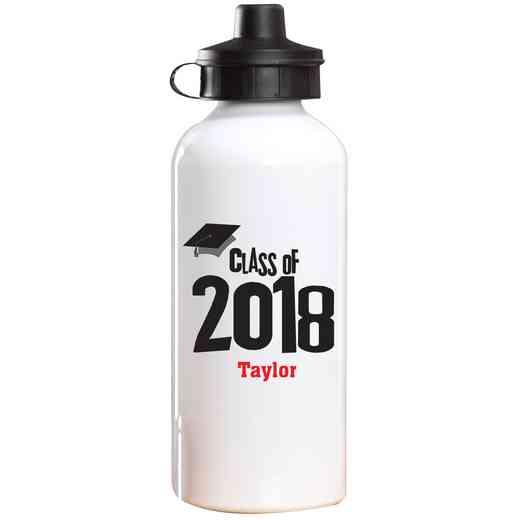 27790MWB: Water Bottle grad cap