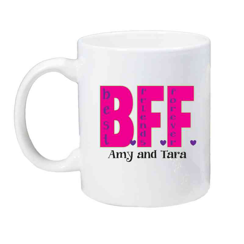 You Re The Best White Personalized Coffee Mug