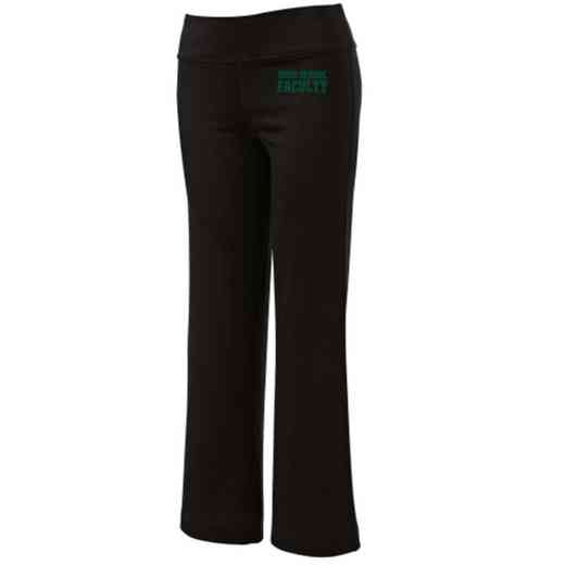 Faculty Embroidered Yoga Pants