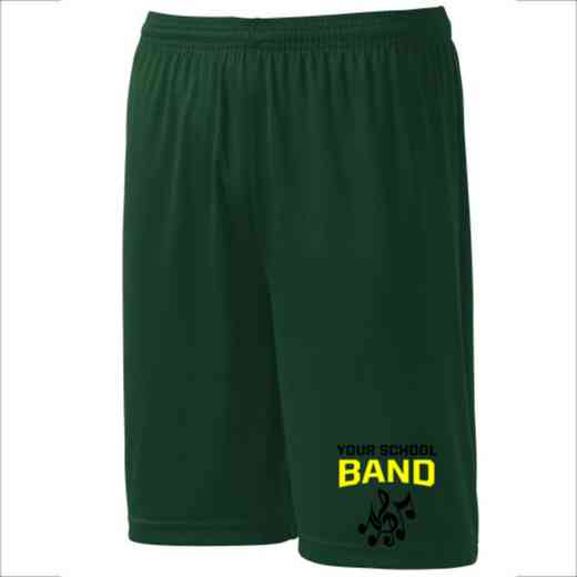 Band Youth Sport-Tek 9 inch Competitor Short