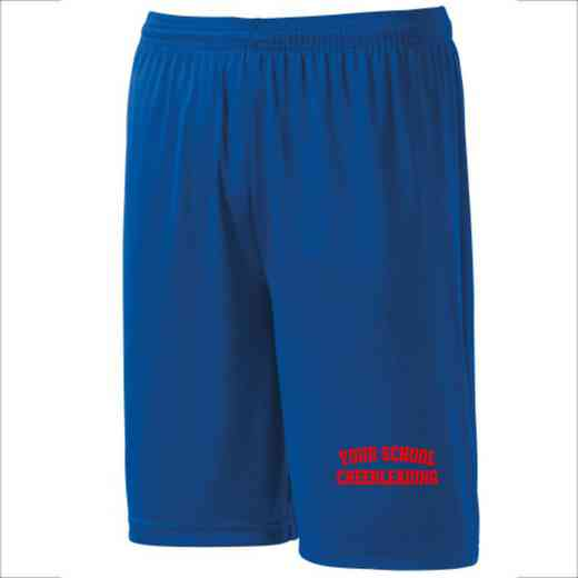 Cheerleading Youth Sport-Tek 9 inch Competitor Short