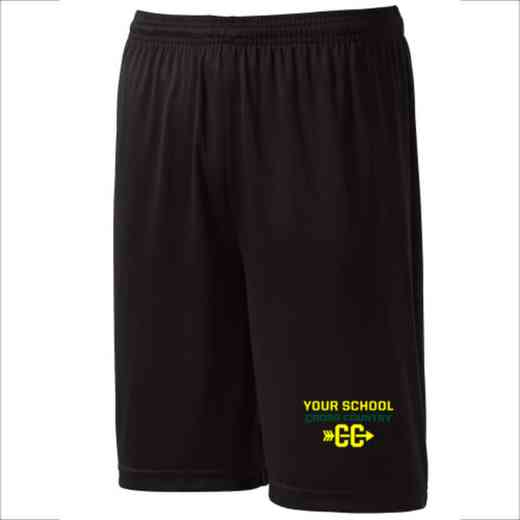 Cross Country Youth Sport-Tek 9 inch Competitor Short