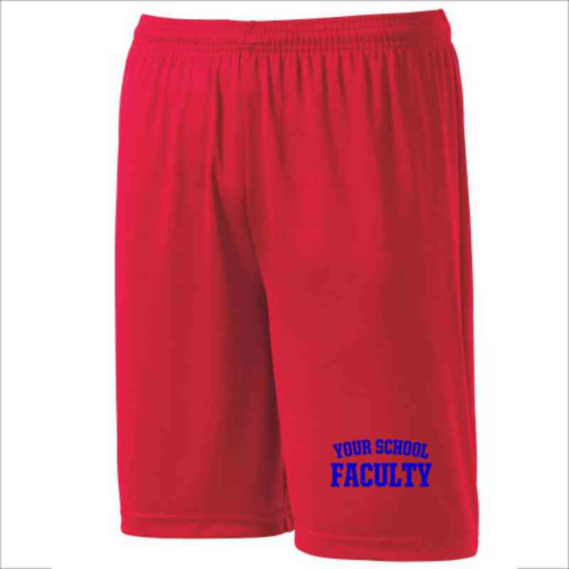 Faculty Youth Sport-Tek 9 inch Competitor Short