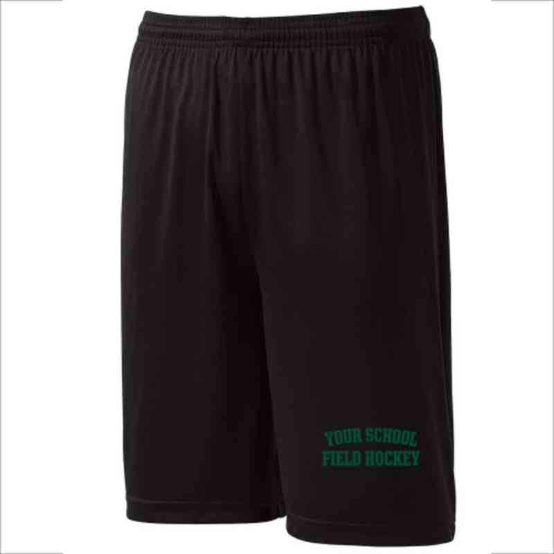 Field Hockey Youth Sport-Tek 9 inch Competitor Short