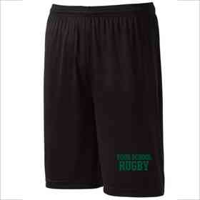 Rugby Youth Sport-Tek 9 inch Competitor Short
