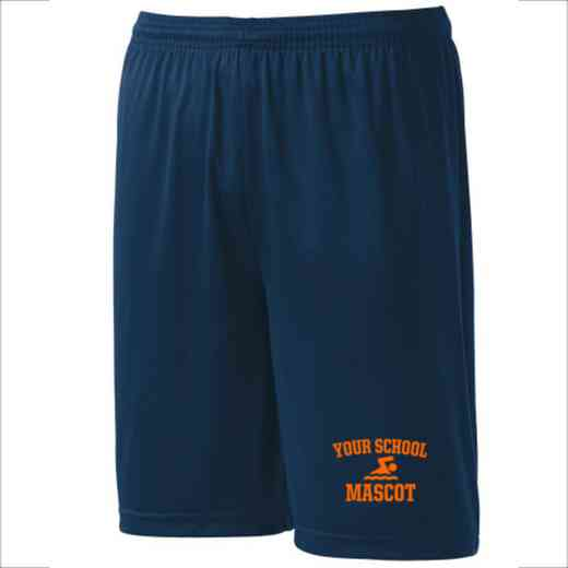 Swimming and Diving Youth Sport-Tek 9 inch Competitor Short