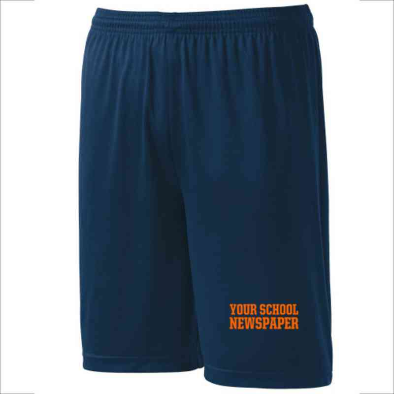 Newspaper Youth Sport-Tek 9 inch Competitor Short
