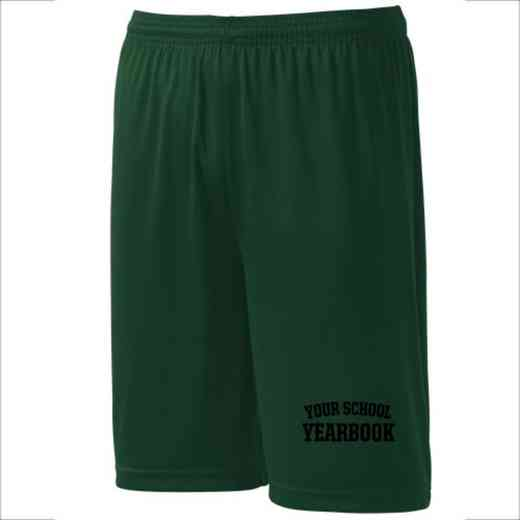 Yearbook Youth Sport-Tek 9 inch Competitor Short