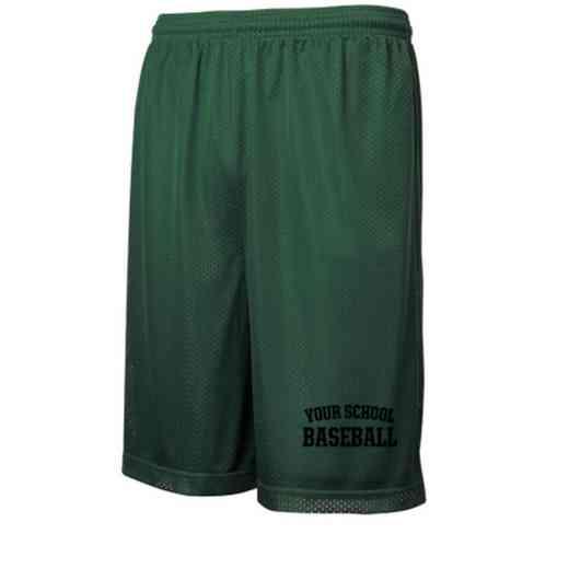 Baseball Embroidered Sport-Tek 9 inch Classic Mesh Short