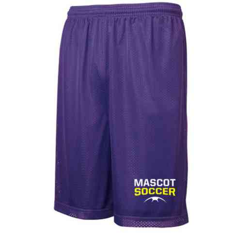 Soccer Embroidered Sport-Tek 9 inch Classic Mesh Short