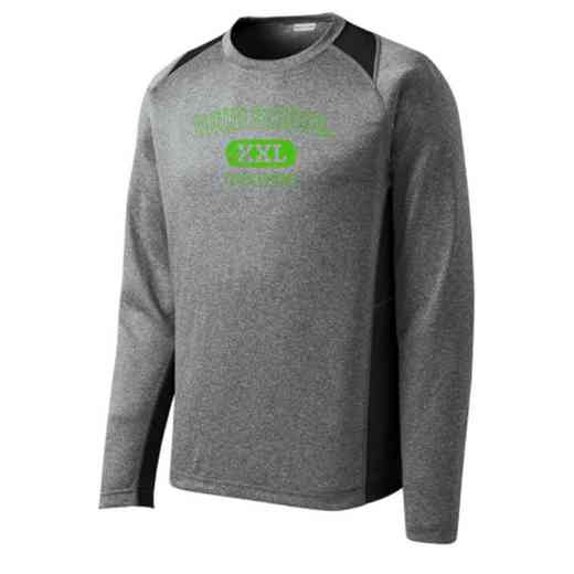 Class of  Sport-Tek Vintage Heather Long Sleeve Competitor T-shirt