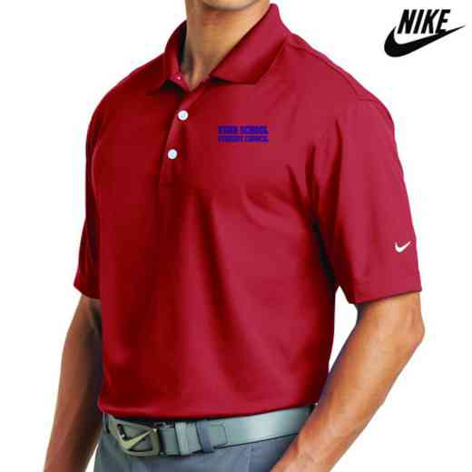 Student Council Embroidered Nike Dri Fit Polo