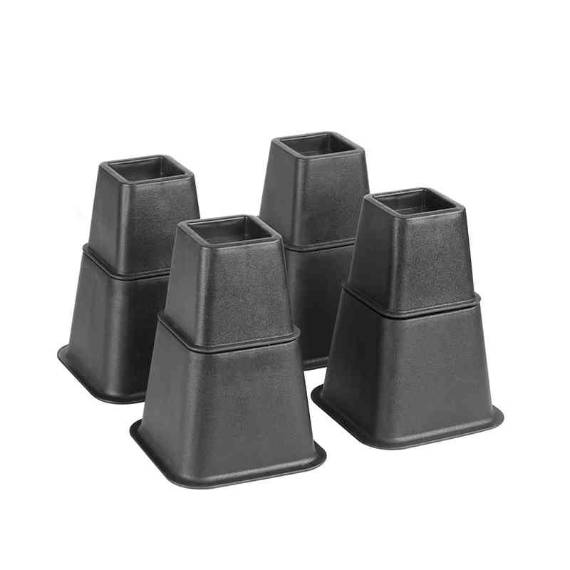 2998-8: BED RISERS 8PC STACKABLE 5+3I