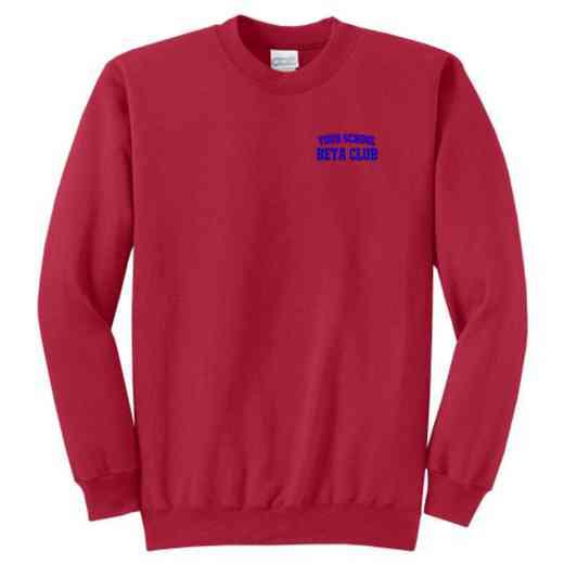 Beta Club Youth Crewneck Sweatshirt