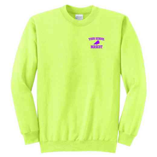 Drill Team Youth Crewneck Sweatshirt