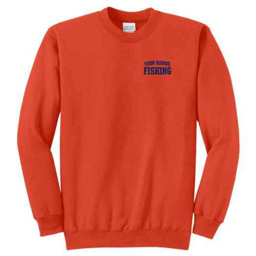 Fishing Youth Crewneck Sweatshirt