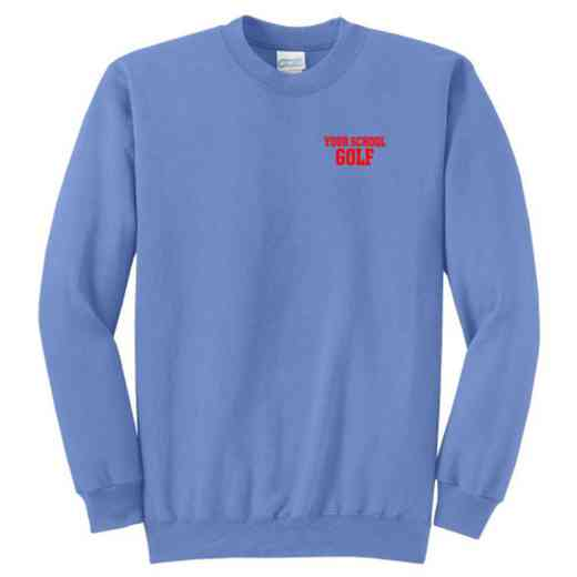 Golf Youth Crewneck Sweatshirt