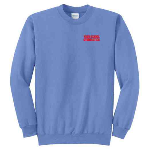 Gymnastics Youth Crewneck Sweatshirt