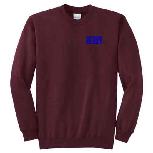 Hockey Youth Crewneck Sweatshirt