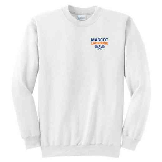 Lacrosse Youth Crewneck Sweatshirt