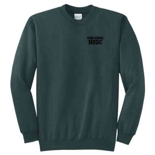 Music Youth Crewneck Sweatshirt