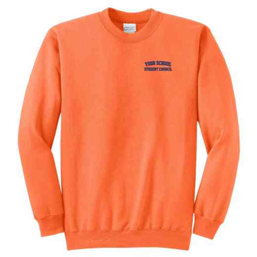 Student Council Youth Crewneck Sweatshirt
