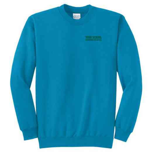 Swimming and Diving Youth Crewneck Sweatshirt