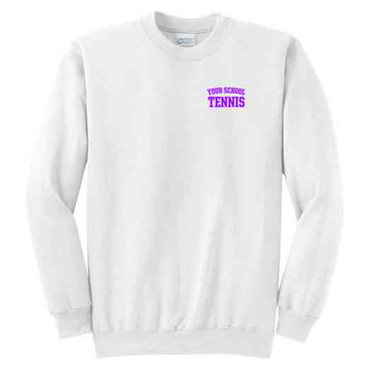 Tennis Youth Crewneck Sweatshirt