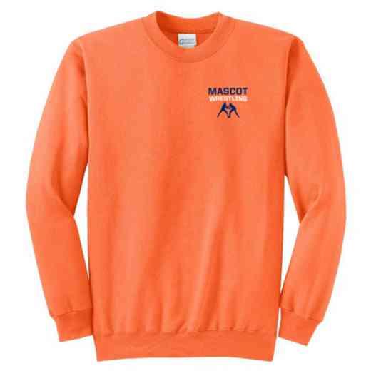Wrestling Youth Crewneck Sweatshirt