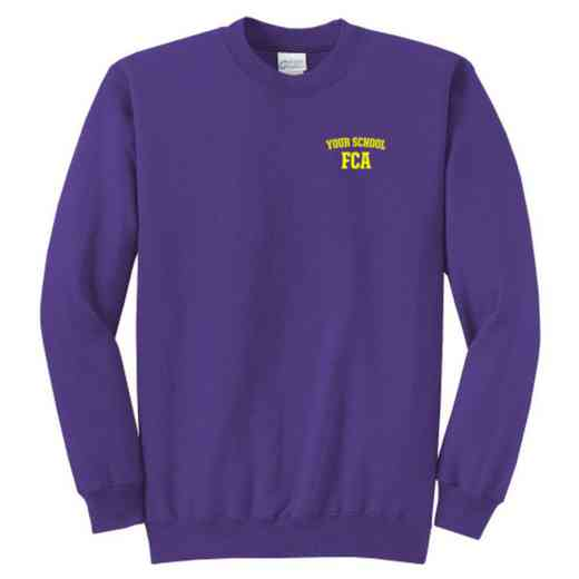 FCA Youth Crewneck Sweatshirt