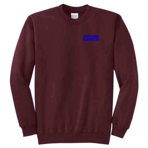 Newspaper Youth Crewneck Sweatshirt