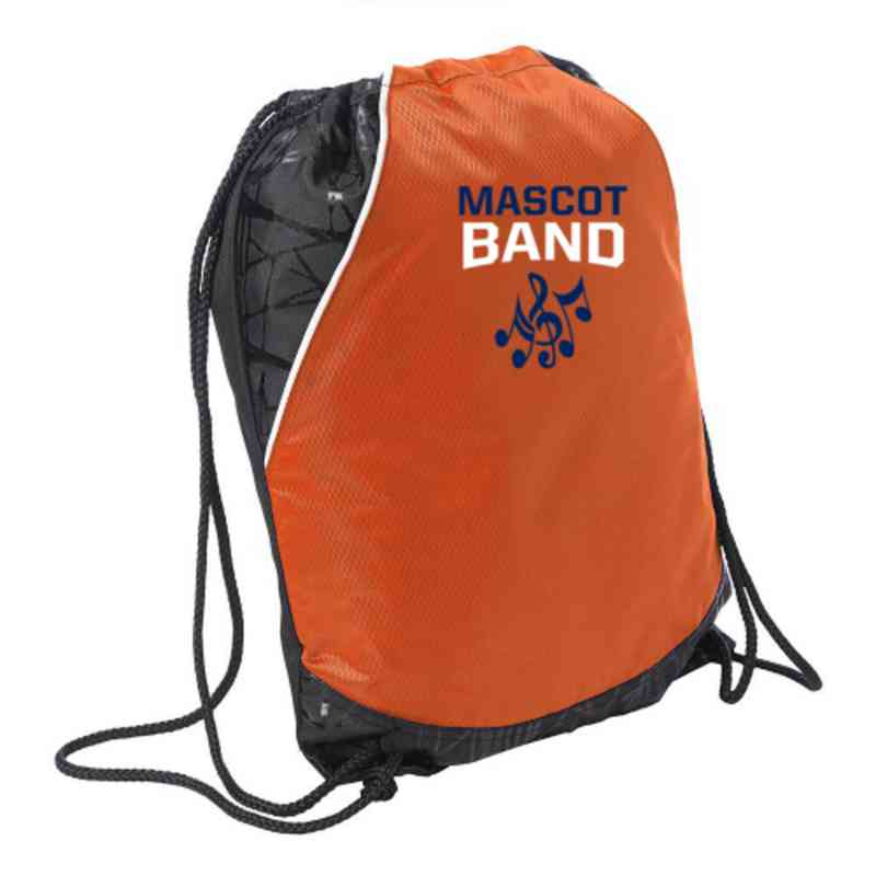 Band Embroidered Cinch Pack
