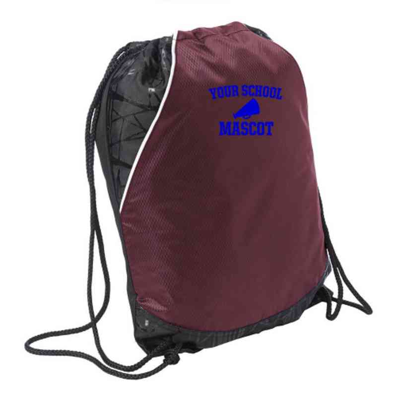 Cheerleading Embroidered Cinch Pack