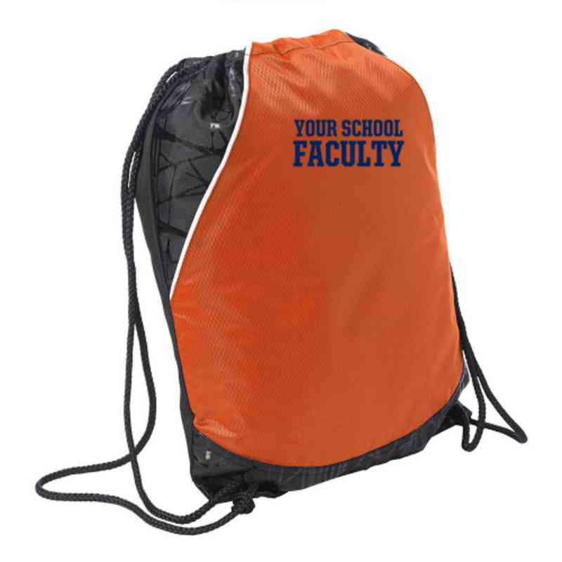 Faculty Embroidered Cinch Pack