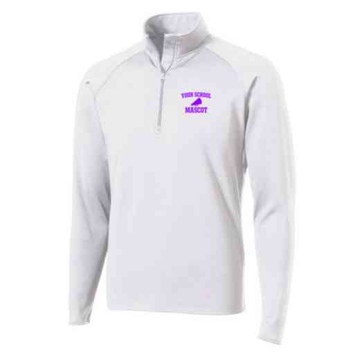 Cheerleading Sport-Tek Embroidered Mens Half Zip Stretch Pullover