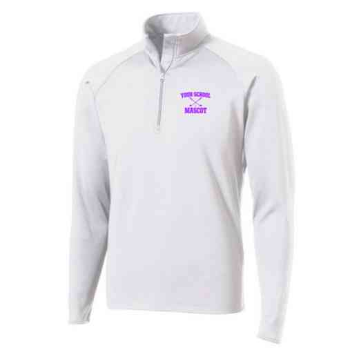 Golf Sport-Tek Embroidered Mens Half Zip Stretch Pullover