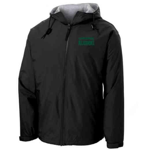 Alumni Embroidered Nylon Team Jacket