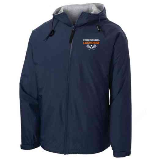 Lacrosse Embroidered Nylon Team Jacket