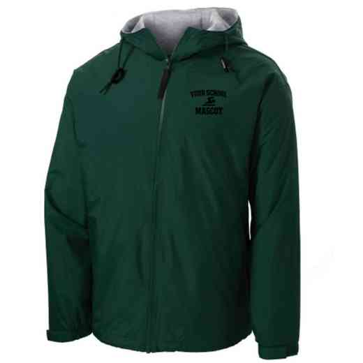 Swimming and Diving Embroidered Nylon Team Jacket