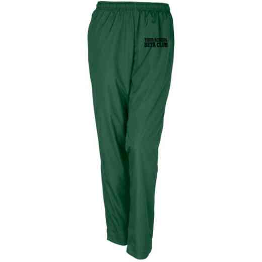 Beta Club Embroidered Sport-Tek Womens Tricot Track Pant