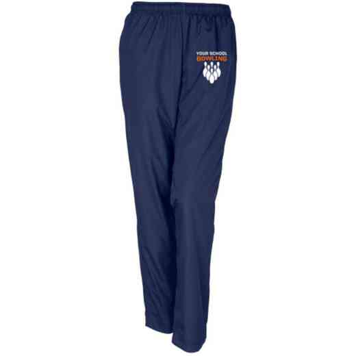 Bowling Embroidered Sport-Tek Womens Tricot Track Pant